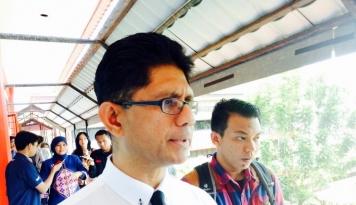 Foto IPK Indonesia Stagnan Karena Politikus Korupsi
