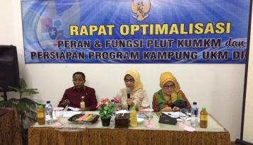 Foto Kemenkop Integrasikan PLUT dengan Kampung UKM Digital di Malang