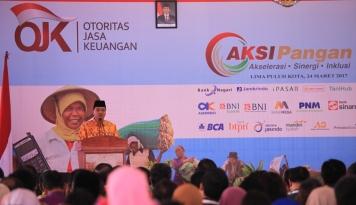 Foto BCA Komitmen Salurkan Kredit di Sektor Pangan
