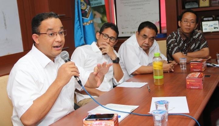 Foto Berita Ditinggal Bang Sandi, Anis 'Sedih'