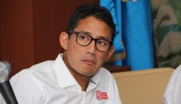 Foto Bertemu Probosutedjo, Sandiaga: Saya Dulu Sering Dikasih Uang