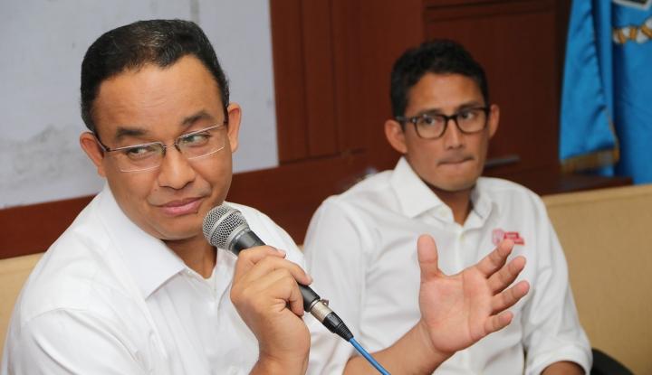 Foto Berita Erwin Aksa Gantikan Sandiaga, Anies: Tak Masuk Akal