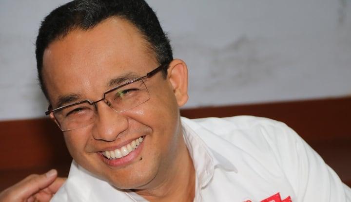 Menurut Anies, 49% Warga Jakarta Tinggal Bukan di Tempat Miliknya