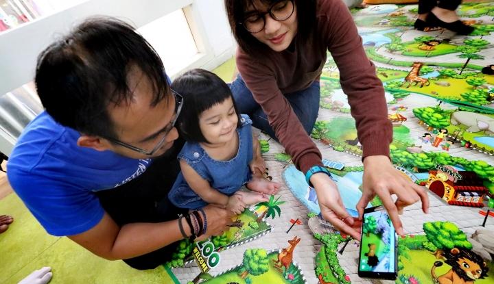 Foto Berita Escudo Web Bakal Kembangkan Smartphone Khusus Anak-anak