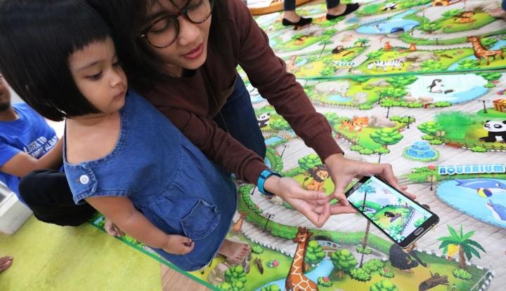 Foto Berita Ibu harus Selektif dalam Mencari Informasi Pengasuhan Anak di Internet