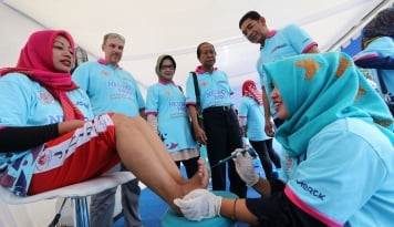 Foto Layani Kesehatan, Yayasan Dokter Pedulu Bakal Berkeliling Di Sentani