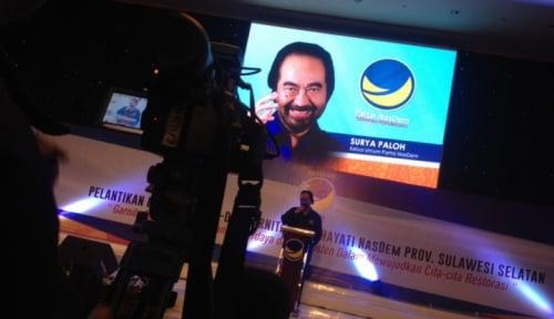Foto Bos Nasdem Minta Seluruh Kader Jaga Soliditas Jelang Pemilu 2019