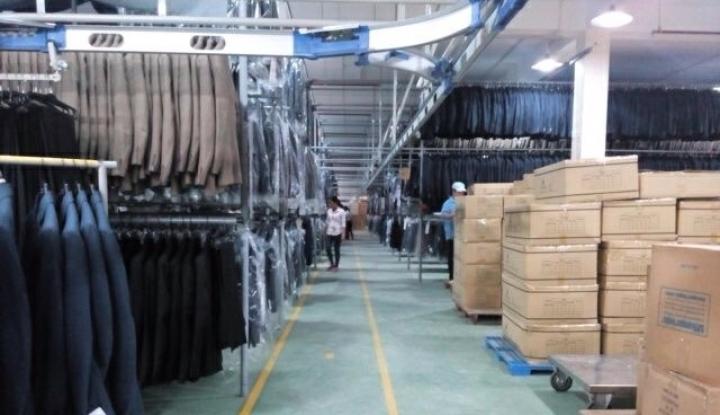 Kebut Produksi Celana Jeans, Eratex Utang US$5 Juta - Warta Ekonomi