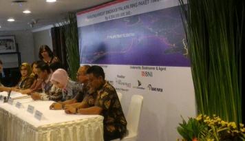 Foto Sindikasi BNI Kasih Utang Rp4 Triliun ke Palapa Timur