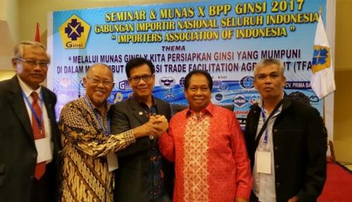 Foto Anthon Sihombing Terpilih Sebagai Ketua GINSI