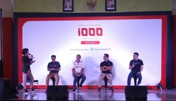 Foto 400 Anak Muda Semarakkan Gerakan 1000 Startup Digital di Medan