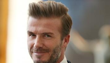 Foto AIA Tunjuk David Beckham sebagai Ambassador Global