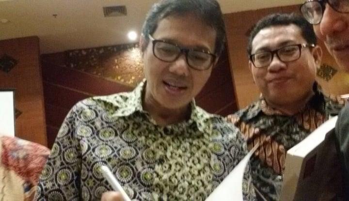 Foto Berita Didemo Keluarkan SK Pertambangan, Irwan Prayitno Tengah di Amerika
