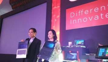 Foto Lenovo Pamerkan Lini Produk Bisnis Terbaru di TechDay Vol. III