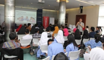 Foto Datascrip: Ajang SMK Sales Awards Pacu Semangat Wirausaha