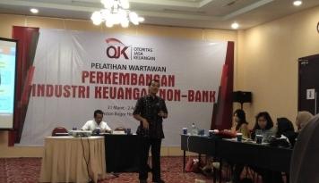 Foto OJK Catat Industri Asuransi Investasi di SBN Capai 27,6 Persen