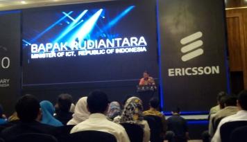 Foto Showcase 5G Dinilai Bantu Ubah Infrastruktur Teknologi di Indonesia