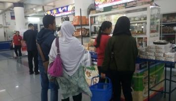 Foto YLKI Minta Masyarakat Pilih Makanan yang Tidak Berdampak Negatif