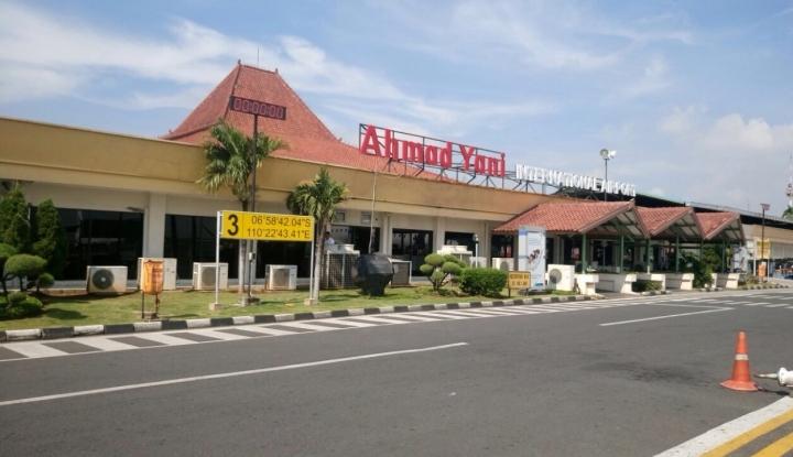 Foto Berita Pembangunan Bandara Semarang Bikin Pak Budi Puas