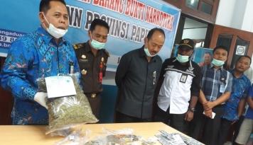Foto BNN Papua Harapkan Miliki Tempat Rehabilitasi