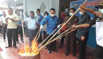 Foto BNNP Malut Bentuk Kelompok Nelayan Anti Narkoba