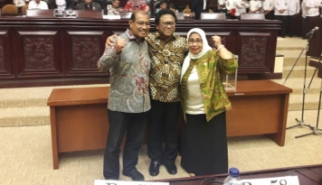 Foto Kepemimpinan DPD Dibawah Oesman Sapta Odang Sudah Sah Secara Hukum