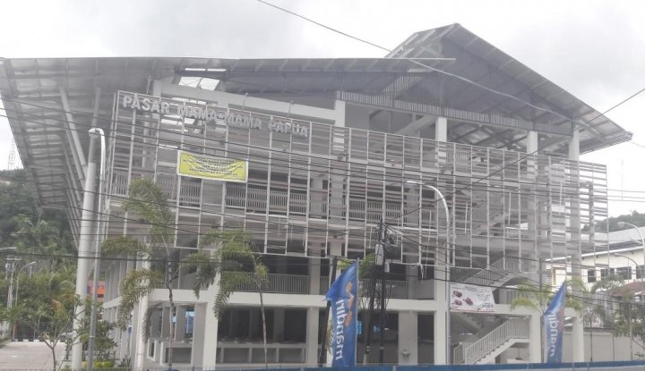 Foto Berita Biasa Dijual Rp2.000, Harga Mie Instan di Papua Dibanderol Rp50.000