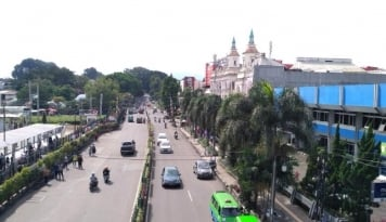 Foto Jakarta Terapkan PSBB, Bogor Siap Ikut-ikutan