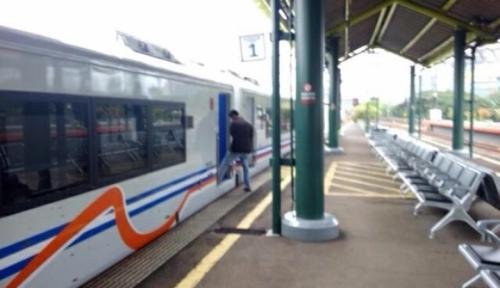 Foto Ada Aksi 67, KAI Daop Jakarta Rekayasa Pola Operasi Pemberangkatan Kereta