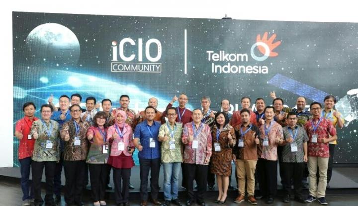 iCIO Community Konsisten Berkembang Hadirkan Manfaat untuk Anggota dan Masyarakat - Warta Ekonomi