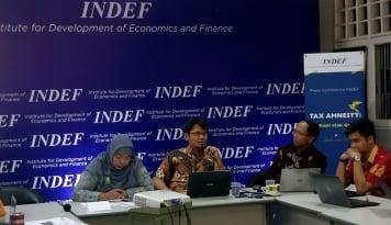 Foto Indef: Repatriasi Harus Terus Dikejar Pemerintah