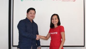 Foto Coworking Indonesia Jalin Kerja Sama Strategis dengan Hypernet