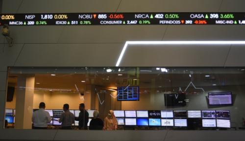 Foto Pilkada DKI, BEI Tetapkan Sebagai Hari Libur Bursa