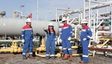 Foto Genjot Produksi, Pertamina EP Terapkan Tanjung Polymer Field Trial