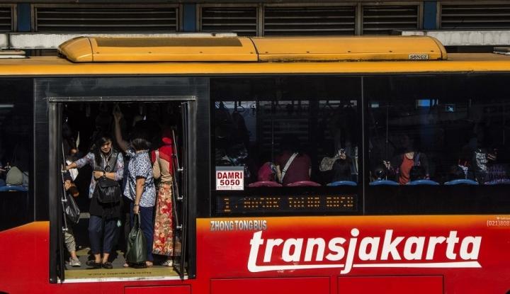 Tiga Rute Baru Transjakarta Ini Mulai Beroperasi - Warta Ekonomi