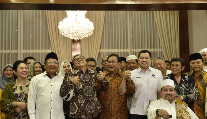 Foto Berita Perubahan Visi Misi Ditolak KPU, Kubu Prabowo Kecewa Banget