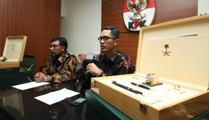 Foto Berita KPK Respons Positif Bantuan TNI untuk Pengawalan Penyidik
