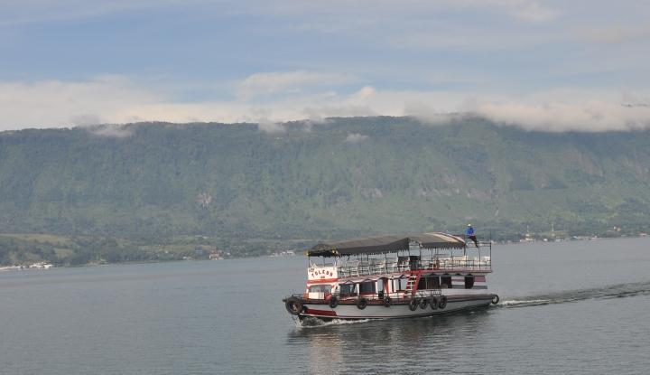 Foto Berita Lagi, Seorang ABK Hilang di Danau Toba