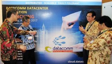 Foto Datacomm Tempatkan DDF Di Jakarta, Bandung, dan Medan