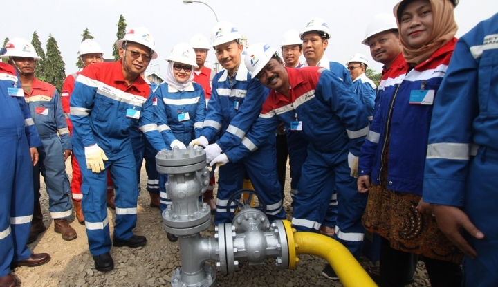 Foto Berita Pertamina EP Temukan Cadangan Migas di Jatibarang Indramayu