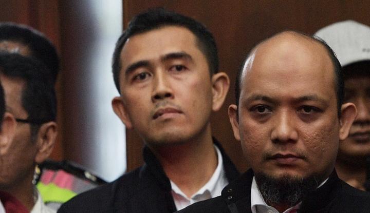 Foto Berita KPK Sesalkan Pernyataan Ombudsman Soal Novel Baswedan