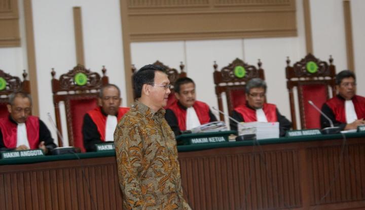 Foto Berita Jaksa Agung Tegaskan, Ahok Tidak Terbukti Lakukan Penistaan Agama