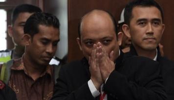 Foto Demi Ungkap Pelaku Penyiraman Novel, KPK Gelar Pertemuan Intens dengan Polisi