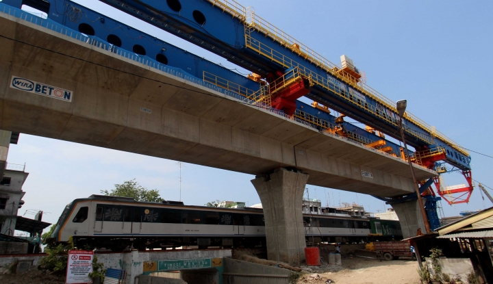Foto Berita Permudah Penumpang, PT Railink Ciptakan ARTS