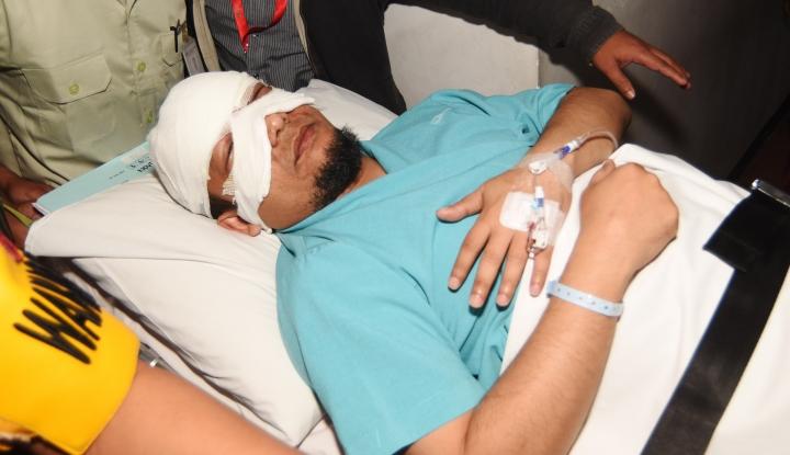 Foto Berita KPK Sebut Dokter Akan Lakukan Empat Tindakan untuk Mata Novel
