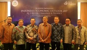 Foto Bank Muamalat Gelar Seminar dan Business Gathering untuk Nasabah Korporasi