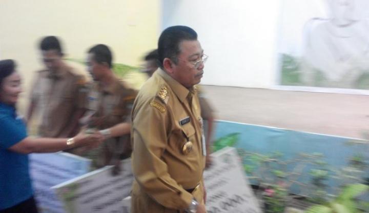 Foto Gubernur Kalbar Sambut Baik Percepatan Program Sejuta Rumah