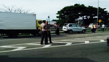 Foto Angka Kecelakaan Turun, Tapi Korban Meninggal Lalu Lintas Naik. Ini Kata Polisi