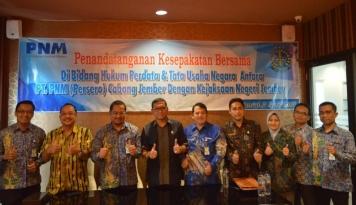Foto PNM Gandeng Kejari untuk Tingkatkan Layanan Nasabah