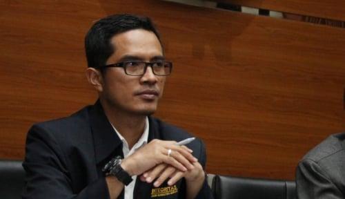 Foto KPK Bidik Transferan dari Panitera Kasus Saipul Jamil